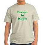 Green is keen Light T-Shirt