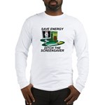 Save energy Long Sleeve T-Shirt