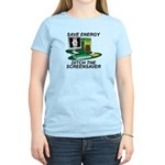 Save energy Women's Light T-Shirt
