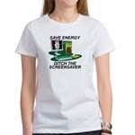 Save energy Women's T-Shirt