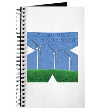 Wicked Wind Journal