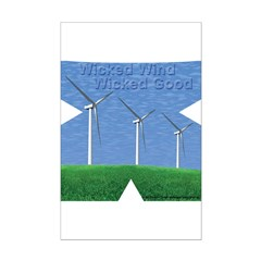 Wicked Wind Posters
