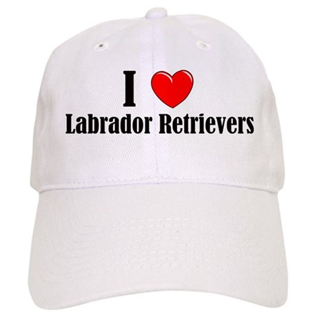 I Love Labs Cap