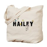 Hailey Floral Tote Bag