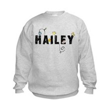 Hailey Floral Sweatshirt