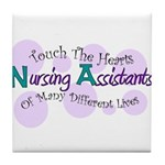Nursing Assistant Tile Coaster