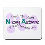 Nursing Assistant Mousepad