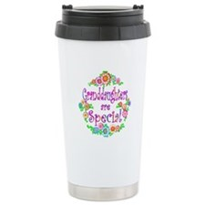 Granddaughter Ceramic Travel Mug
