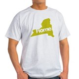 Home - New York T-Shirt