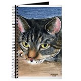 brown tabby Journal