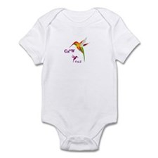 Cherokee Hummingbird Infant Bodysuit