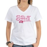Sweet 16 Car Heart Shirt