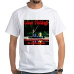Gone Fishing White T-Shirt