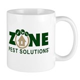 ZONE Pest Solutions Logo Mug