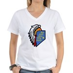 Reno Sparks Indian Police Women's V-Neck T-Shirt