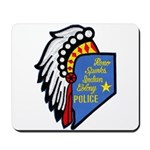 Reno Sparks Indian Police Mousepad