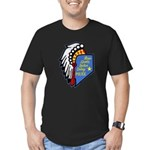 Reno Sparks Indian Police Men's Fitted T-Shirt (da