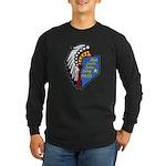 Reno Sparks Indian Police Long Sleeve Dark T-Shirt