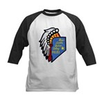 Reno Sparks Indian Police Kids Baseball Jersey
