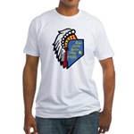 Reno Sparks Indian Police Fitted T-Shirt