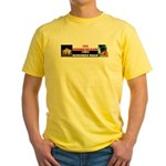 Remember The Alamo Yellow T-Shirt