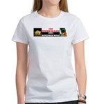 Remember The Alamo Women's T-Shirt