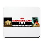 Remember The Alamo Mousepad