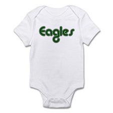 EAGLES *12* Infant Bodysuit