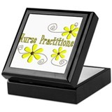 nurse practitioner Keepsake Box