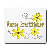 nurse practitioner Mousepad