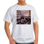The Boston Tea Party Light T-Shirt