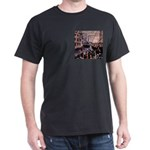The Boston Tea Party Dark T-Shirt