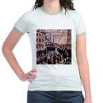 The Boston Tea Party Jr. Ringer T-Shirt