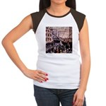 The Boston Tea Party Women's Cap Sleeve T-Shirt