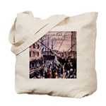 The Boston Tea Party Tote Bag