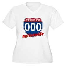 Triple Zip Freeway T-Shirt