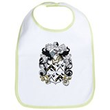 Maddison Coat of Arms Bib