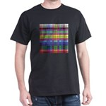 256 Colors Dark T-Shirt