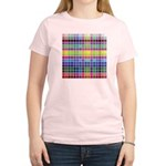 256 Colors Women's Light T-Shirt