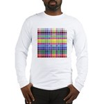 256 Colors Long Sleeve T-Shirt