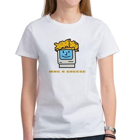 Mac n Cheese Women's T-Shirt