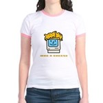 Mac n Cheese Jr. Ringer T-Shirt