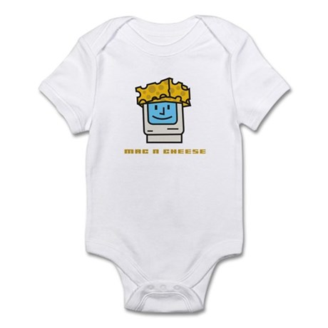 Mac n Cheese Infant Bodysuit