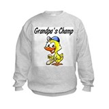 Grandpa's Baseball Champ Sweatshirt