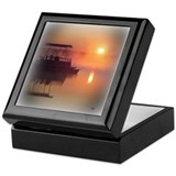 Pontoon Keepsake Box