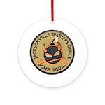 Jacksonville Bomb Squad Ornament (Round)
