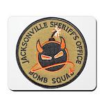 Jacksonville Bomb Squad Mousepad