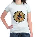 Jacksonville Bomb Squad Jr. Ringer T-Shirt