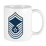 CMSGT Pre-1992 Stripes 11 Ounce Coffee Mug