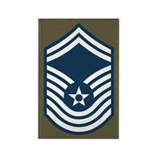 CMSgt Pre-1992 Stripes Magnet Ten Pack 4